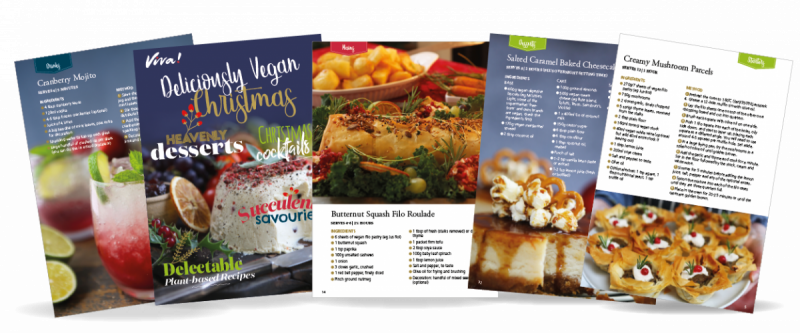 Delicious Vegan Christmas Recipes Vegan Recipe Club