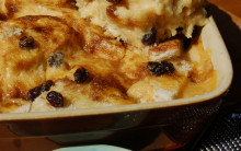 Frugality without Tears - the Bread & Butter Pudding metaphor!