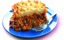 Martin Shaw's Shepherdess Pie