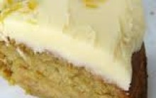 Thirty Minute Lemon Cake with Buttercream Icing
