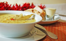 Parsnip & Apple Soup