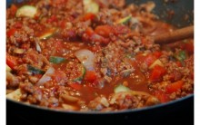 Vegan Bolognese Convenience-style