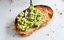 (S)mashed Avocado on Toast