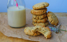 Quick and Easy Lavender Biscuits