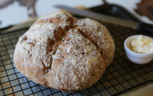 Super Easy Soda Bread