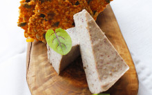 Pink Peppercorn Cashew Cheese