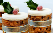 Hillside's Christmas Cake