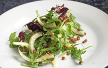 Fennel and Rocket Salad