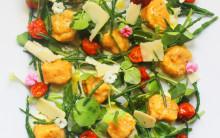 Sweet Potato Gnocchi with Sage Cashew Sauce