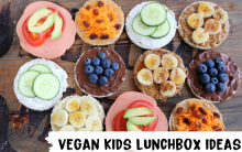 Kids' Lunchbox Ideas