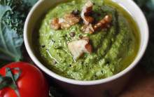 Kale & Walnut Pesto