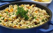 Smoky Kedgeree