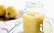 Lemon Curd - deliciously vegan!
