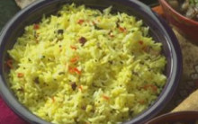 Adam's Lemon & Lime Savoury Rice