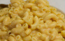 Quick Macaroni Cheese