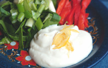 Low-fat Mayonnaise (silken tofu-based)