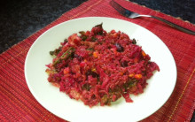 Ash's Mega Red Rice