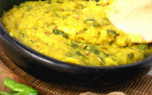 Simple Speedy Dhal
