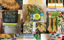 Out to Lunch! Vegan items in the shops