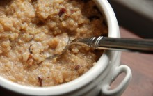 Quinoa & Apple Porridge