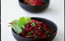 Warm Beetroot & Quinoa Tabbouleh