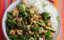 Ash's Rice and Veg Stir-fry
