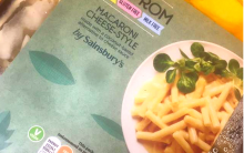 Ready-made Vegan Macaroni Cheese