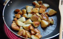 Sauté Potatoes