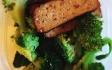 Broccoli & Smoky Tofu in Hoisin Sauce