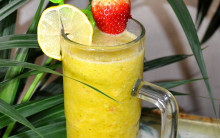 Anneka's Sunshine Surprise Smoothie