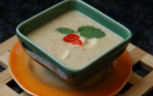 Thai Banana Soup