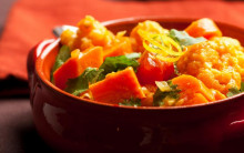 Low-fat Multi-Coloured Curry