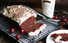 Easy Baileys Chocolate Cake