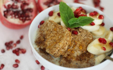 Weetabix with Plant Milk, Fruit and Omega Boost