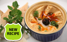 Ultimate Hummus Recipe (including sesame-free option)