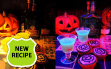 Glow In The Dark Tequila Jelly