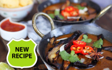 Thai Aubergine Curry