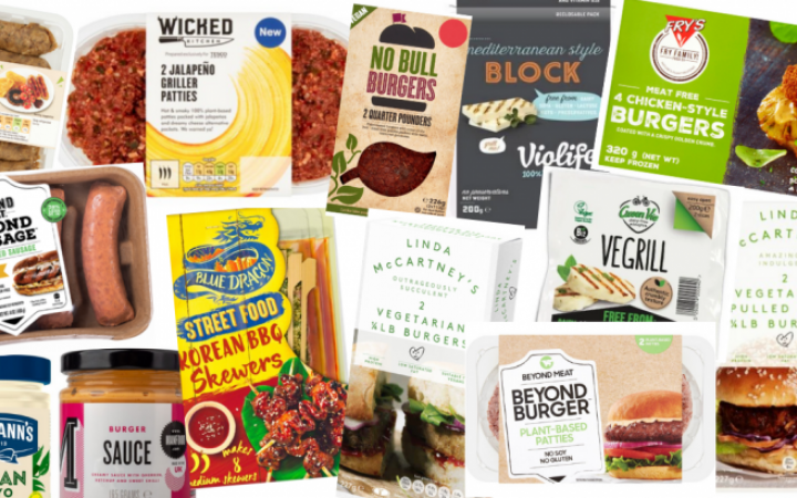 Vegan Recipe Club Best Supermarket Buys for a Vegan BBQ