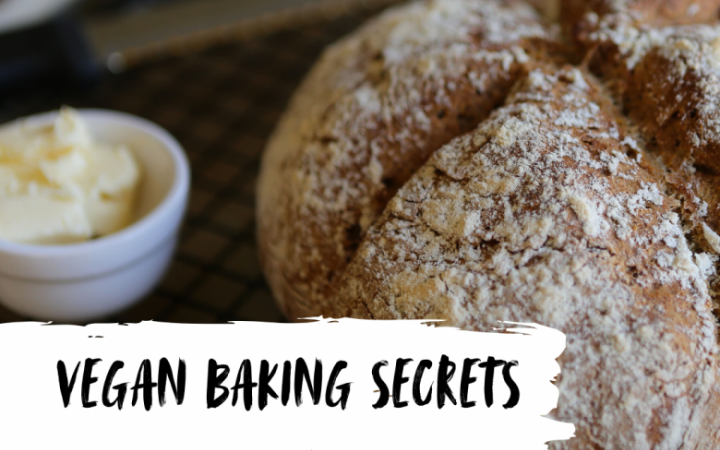 Vegan baking secrets you NEED to know