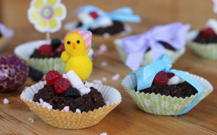 Keep the kids entertained this Easter with these easy baking recipes