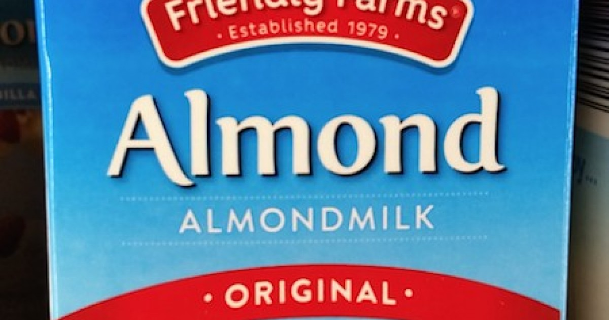 Aldi Almond Milk(s) | VRC | veganrecipeclub org uk