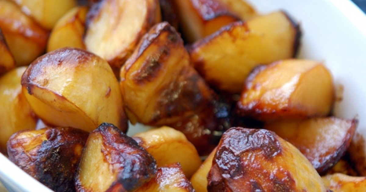 Marmite Roast Potatoes >> Roast Potatoes (with or without Marmite) | VRC ...