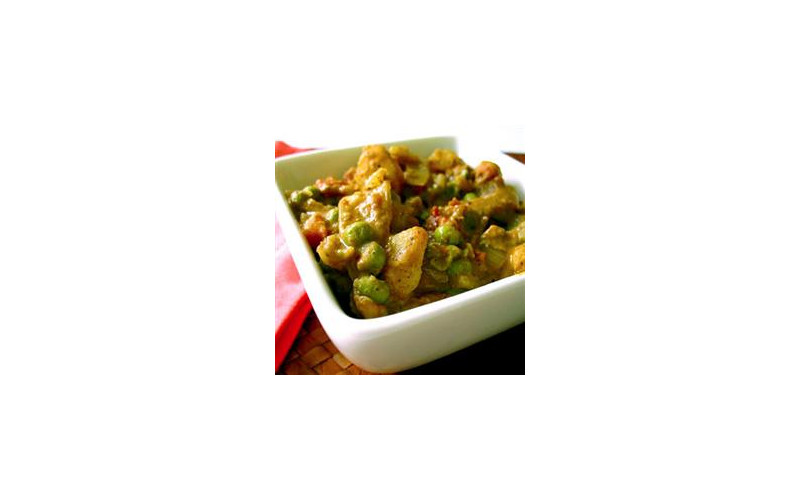 Gujerati Vegetable Curry