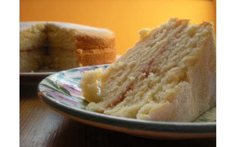 Our Favourite Sponge Cake