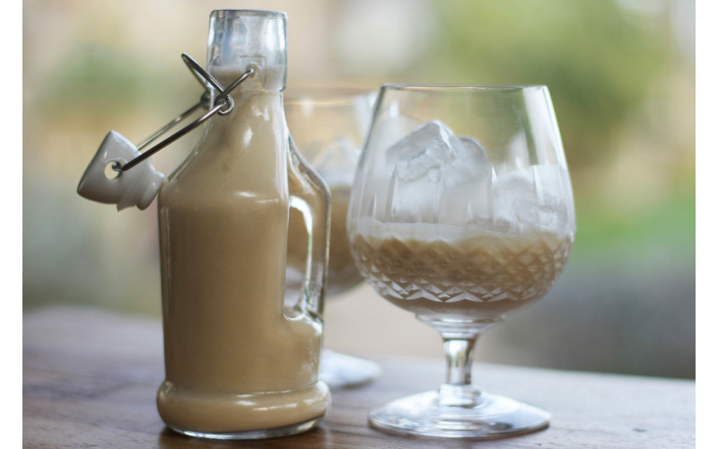 Vegan 'Baileys' Irish Cream Liqueur