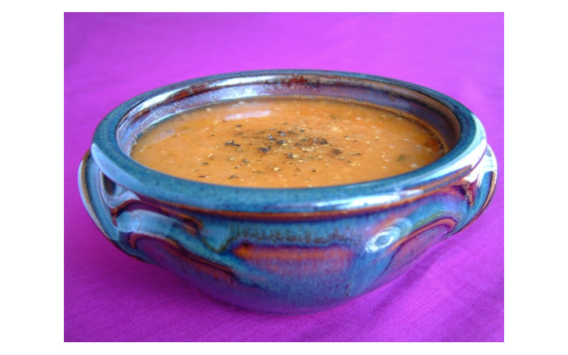 Carrot & Two Coriander Soup