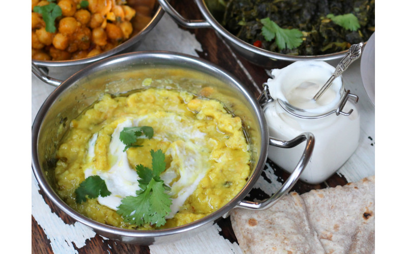 Dhal & Spinach Bowl Convenience-style