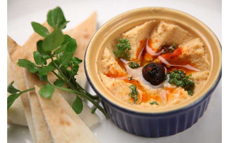 Good Mood Hummus