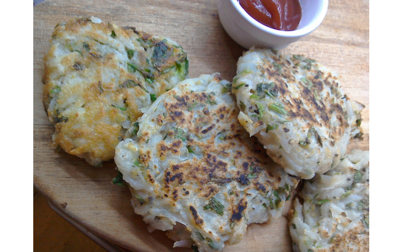 Home-made Hash Browns