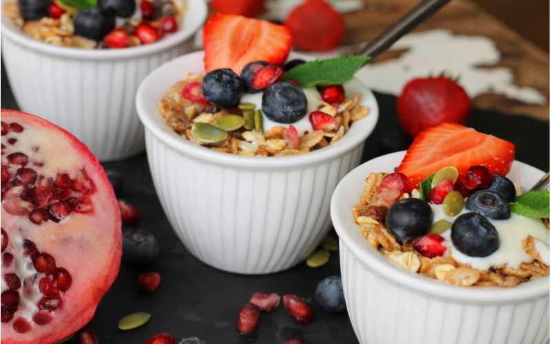 Vegan Muesli for Beginners